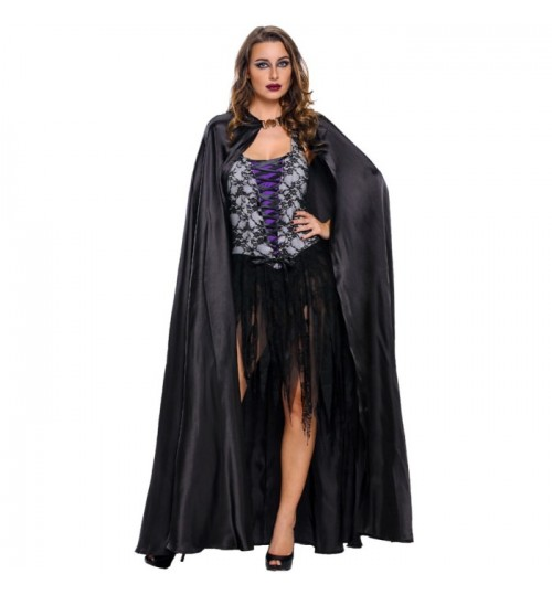 Halloween Witch Party game uniforms three pieces stage costumes