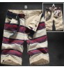 Men's double-sided summer casual pants fashion short pants