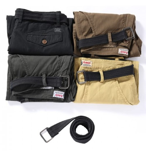 Summer men's casual shorts exercise pants plus-size loose breeches