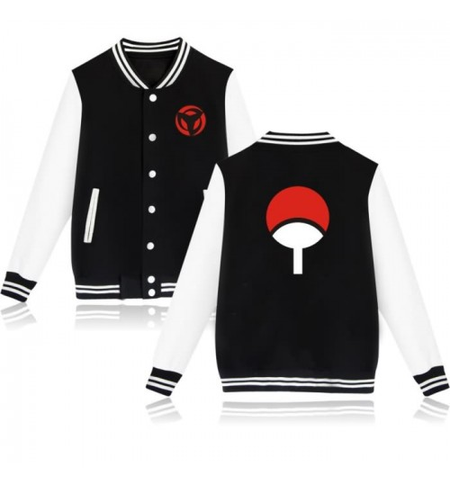 Autumn new Naruto Japanese animation two dimensions wheel print baseball clothing