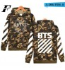 BTS Young Forever uniforms cashmere hooded sweater