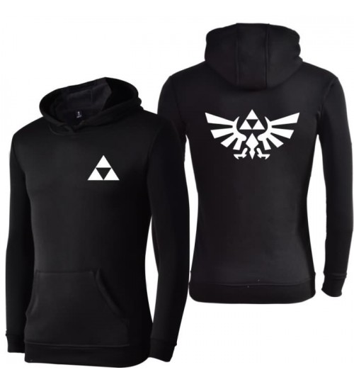 European and American new The Legend of Zelda hooded sweater