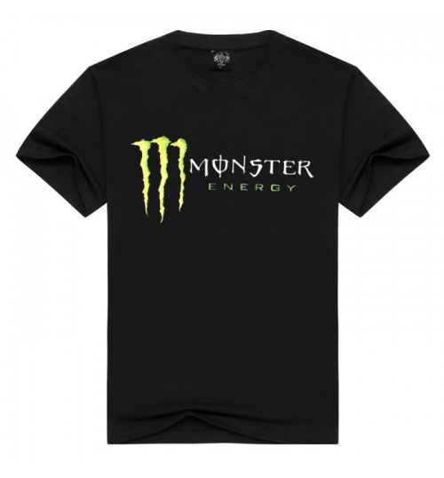 Heavy metal men's 3D creative sports short-sleeved t-shirt simple casual style t-shirt printing