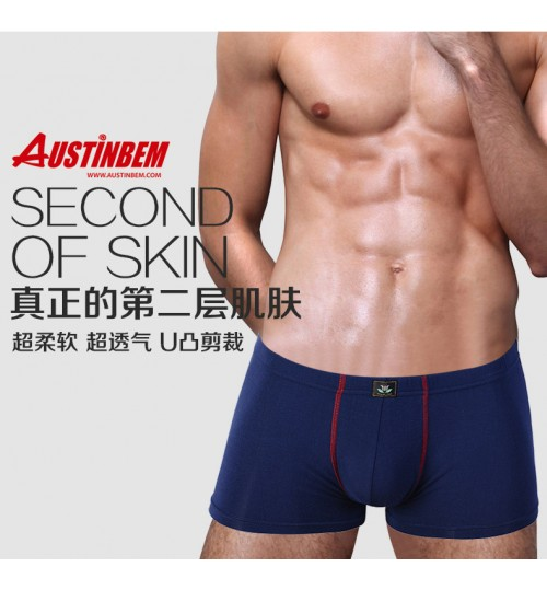 austinBem manufacturers new men's fashion underwear shorts briefs