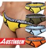 austinBem authentic men's fashion underwear sexy men's shorts soft cotton factory wholesale