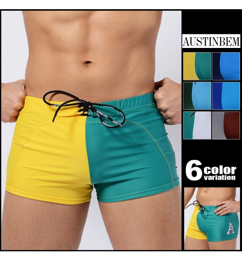 austinBem fashion swimming trunks manufacturers wholesale beach pool swimwear