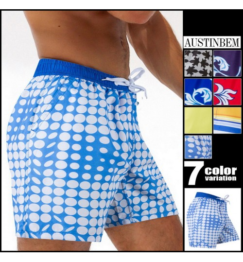 austinBem men's casual beach pants comfortable and stylish summer shorts