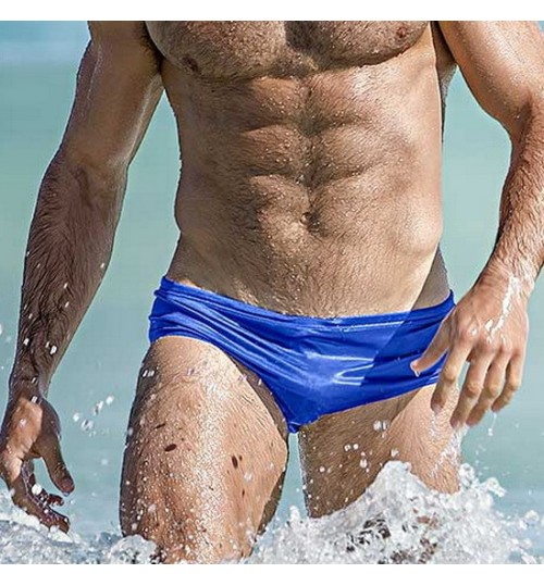 austinBem Australian men's sexy swimming trunks spring beach fashion boy shorts