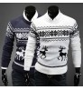 Men's British Slim Fashionable Turtleneck Fall Winter Sweater