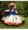 Halloween Kids Snow White Dress Girls Dresses New Year Performance Costumes