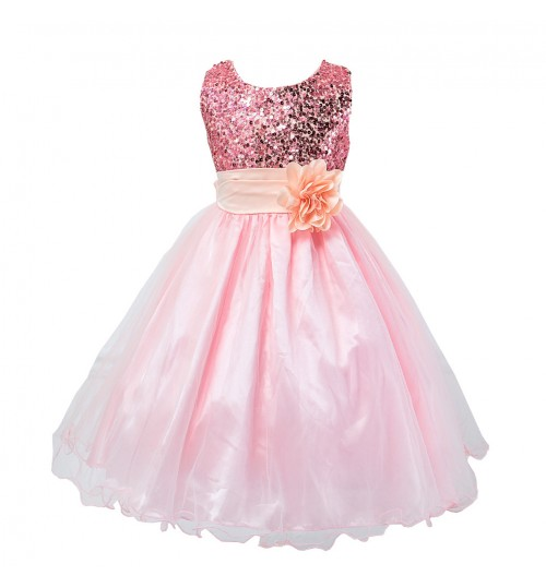 Girls princess dress sequin gauze skirt Girls costume Halloween children's skirt
