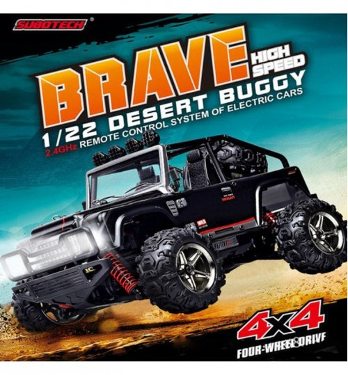 New 1:22 small four-wheel drive high-speed car full scale drift racing remote control vehicle model