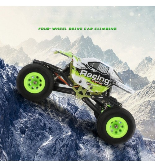 1:24 electric four wheel drive climbing off-road vehicle 2.4G remote control electric car model toy