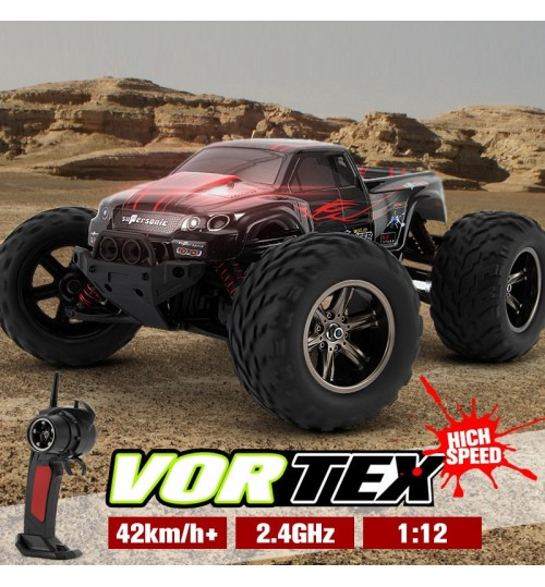Electric off-road truck high-speed remote control vehicle four wheel drive car model children's toys