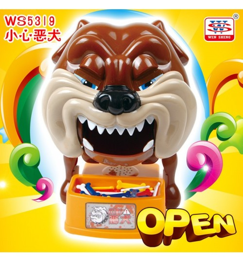Desktop Tricky Toys Vicious Dogs Interactive Game Intelligent Pet Dithered Toys