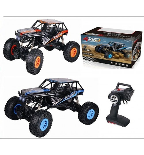 Remote control off-road high speed toy 1:10 four-wheel drive climbing car model