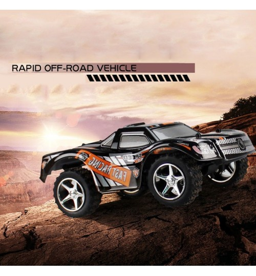 Electric remote control model high-speed racing 5 gear transmission car toy 2.4G