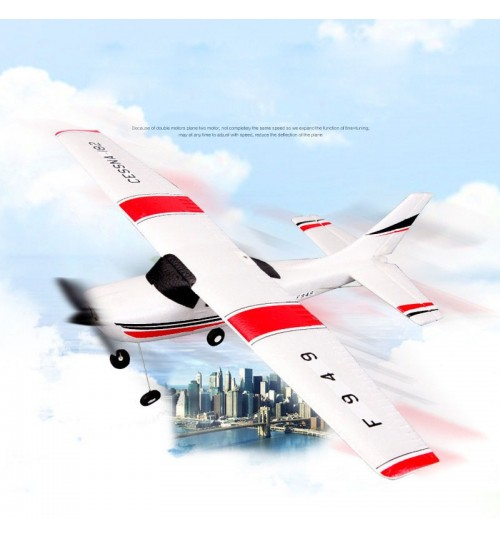 Glider 2.4G remote control EPP Material aviation model fixed wing unbreakable foam aircraft toy