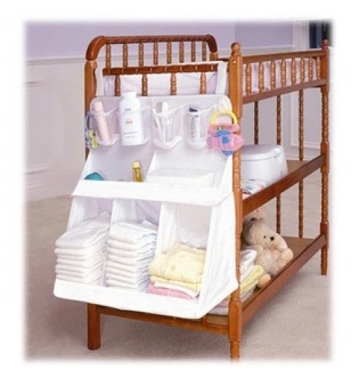 Cribs hanging bag  Baby Beds Stereoscopic hanger Oversized storage bag