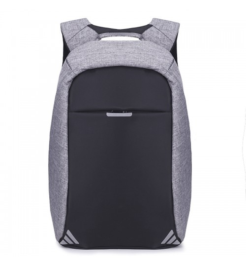 Creative anti-theft backpack USB charging business computer bag waterproof travel backpack