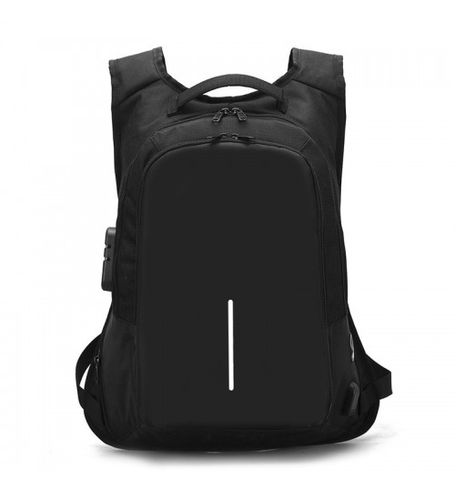 Business men's shoulder bag creative anti-theft chargeable backpack