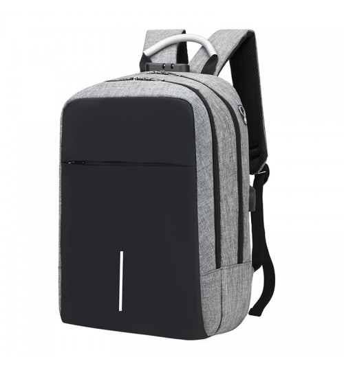 Men's Business shoulder bag creative anti-theft Oxford Fabric backpack