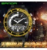 Multi-functional Outdoor Waterproof watch Business High-end Leisure wristwatch