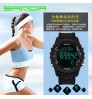 Multifunctional fashion waterproof electronic watch sports step counter climbing wristwatch