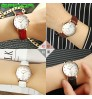 ladies couple watches waterproof quartz watch gift for lovers
