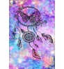 Diamond painting DIY 5d feather butterfly wind chime resin diamond