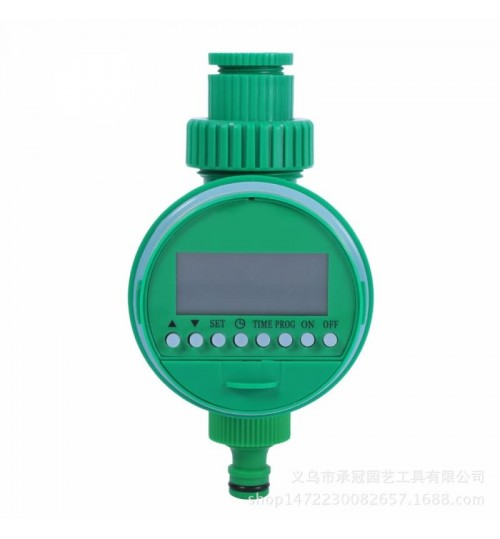 Hot-selling automatic irrigation controller home watering device English version timer