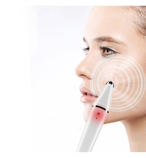 Facial Beauty instrument vibration eye wrinkle Dark circles and Under-eye Bags massage negative ion micro-shock lip beauty Apparatus