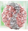 D445 Europe and the United States bride hand bouquets party wedding supplies cloth festival gifts