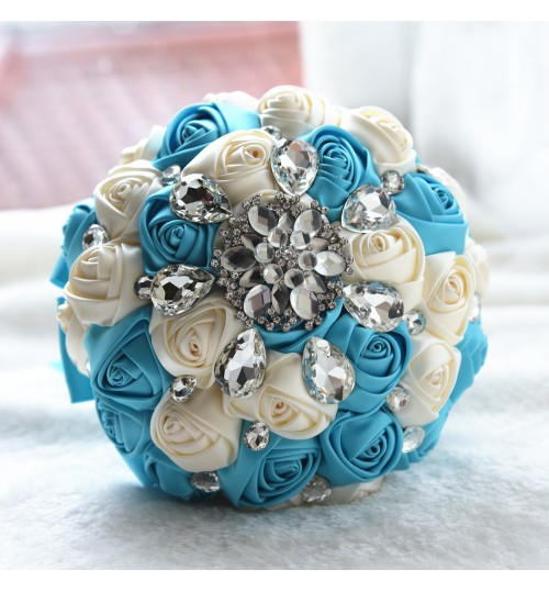 D494 Passionate Brides Wedding Flowers Wedding Supplies Gifts Simulation Flowers support Custom
