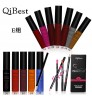 long-lasting makeup lip set colorfast lip gloss lip liner combination with 12 free lip brushes