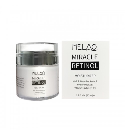 50g retinol cream vitamin A hyaluronic acid Retinol Moisturizer Cream wholesale support oem