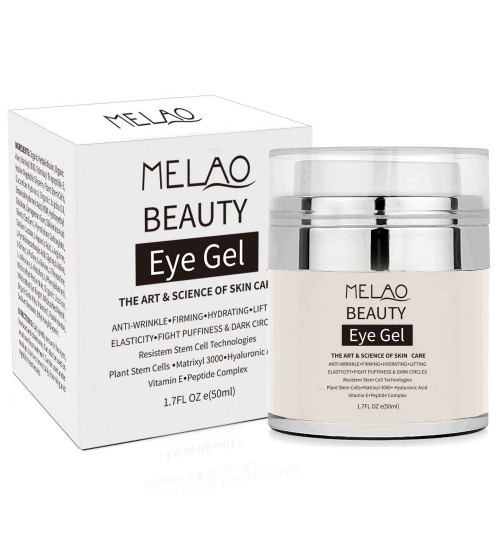 Eye gel cream eye mask eye dark circles fine lines hydrating tight skin care product wholesale oem