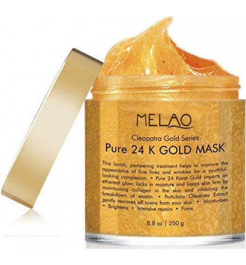 Best 24K Gold Facial Mask Wholesale for Anti Wrinkle Anti Aging Facial Treatment Pore Minimizer Acne Scar Treatment Blackhead Remover