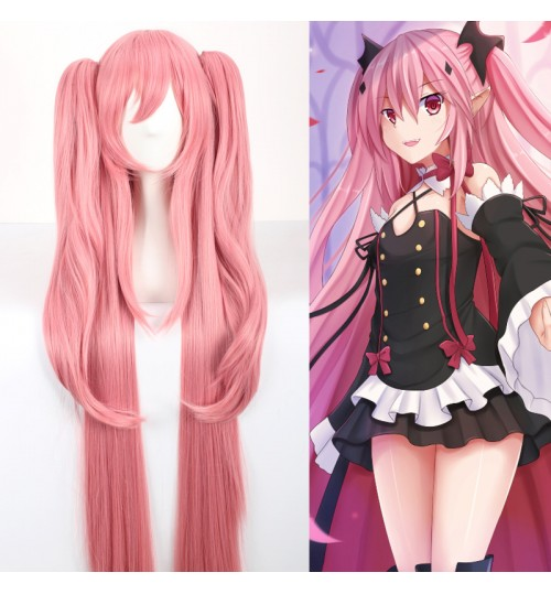 Japanese animated cartoon JUMP SQUARE Seraph of the end cosplay wig