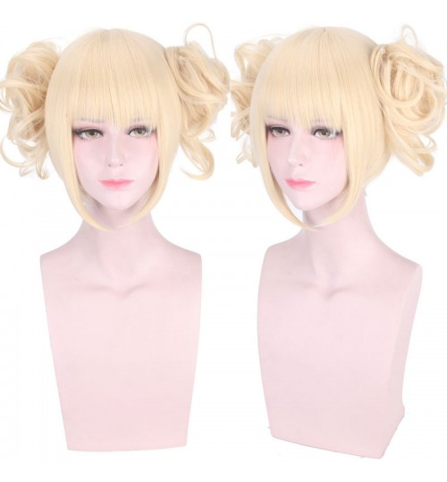 Japan Comic characters My Hero Academia Cross my body split tiger mouth clip cosplay wig