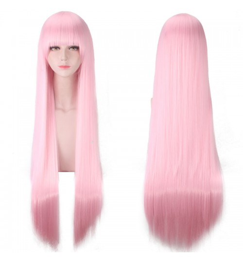 Japanese anime DARLING in the FRANXX 02 actress in a leading role cos wig