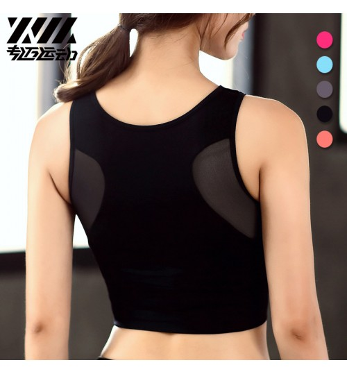 body-building sports bra runaway underwear new fitness yoga vest shaping sexy feminine curves