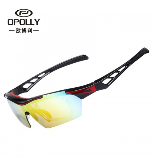 colorful outdoor sports windproof polarized goggles stylish riding glasses wholesale