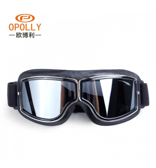 New C9 motorcycle glasses head-mounted outdoor sports riding night vision goggles with belt