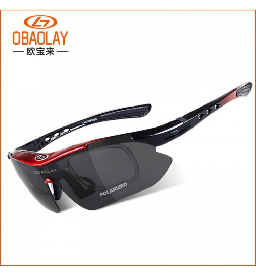 beautiful outdoor bicycle glasses cool polarized myopia sunglasses