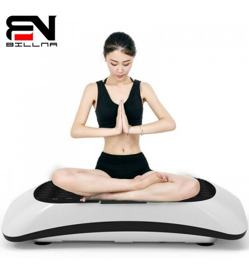 household crazy fit massager fat off machine standing sports equipment leg slimming vibration body shaping device