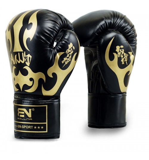 Wholesale Boxing Gloves Adult Sanda Fighting Gloves can be customized