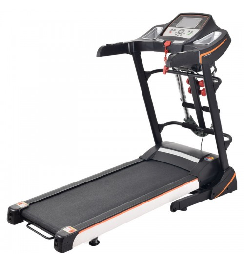 household treadmill miniature fitness equipment foldable multi-function electric walking exercise training machine