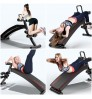 indoor situp abdomen muscle exercise board Body fitted curve design gymnasium professional waist leg fitness equipment