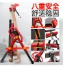 handstand Hang Ups home fitness equipment intervertebral disc stretching auxiliary heighten Abdominal exercise ab glider